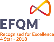 EFQM Level Recognised for Excellence