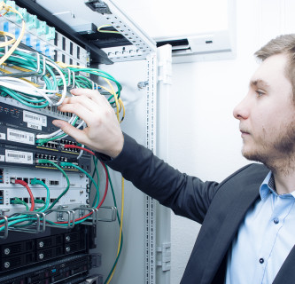 IT-Security Labor an der FH JOANNEUM in Kapfenberg