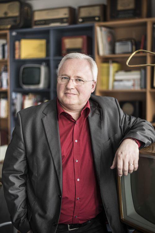 Heinz M. Fischer leitet das Institut Journalismus und Public Relations seit der Gründung.