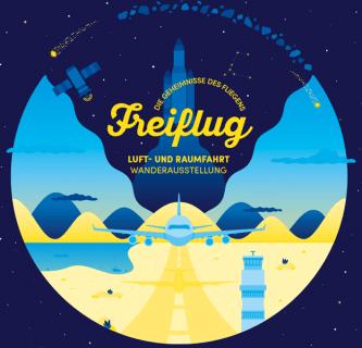 "Eröffnung der Wanderausstellung ""Freiflug"" 1"
