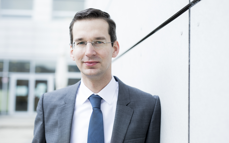 Ein Porträt des neuen kaufmännischen Geschäftsführers Martin Payer.