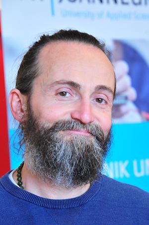 Porträt Wolfgang Ennengl.