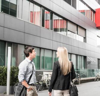 Informationsabend zum Bachelorstudium Bank- und Versicherungswirtschaft