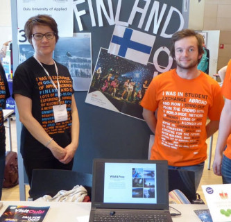 International Fair an der FH JOANNEUM