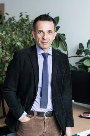 Portrait Bernd Messnarz