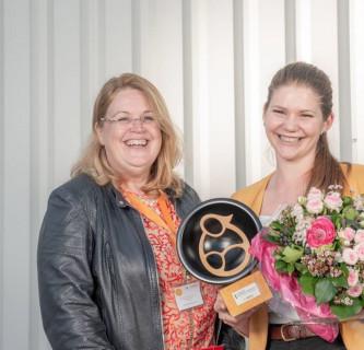 Erster Platz beim Penaten Hebammen Award 2018