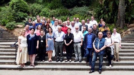 PRINTeL-Studienbesuch und Informationsseminar an der Universität von Barcelona