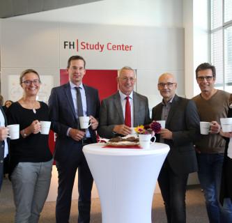 Study Center wurde eröffnet 6