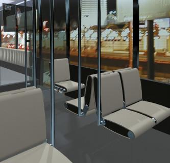VISTA Europe Rail Bus