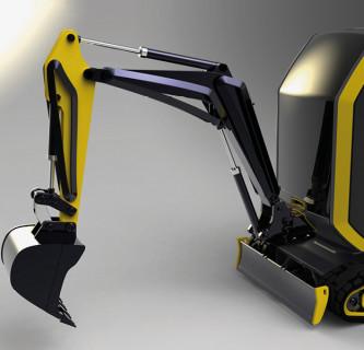 IRO / Kompaktbagger 4