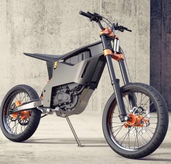 KTM DELTA / Motorradkonzept