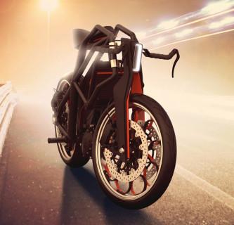 KTM ION / Motorradkonzept