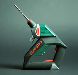 METABO K2 / Bohrhammer