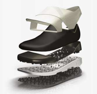 URBAN FASHION DEVICE / Schuhsystem 2