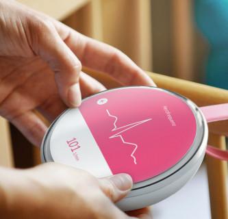 GETEMED VIA / Messgerät für Babys