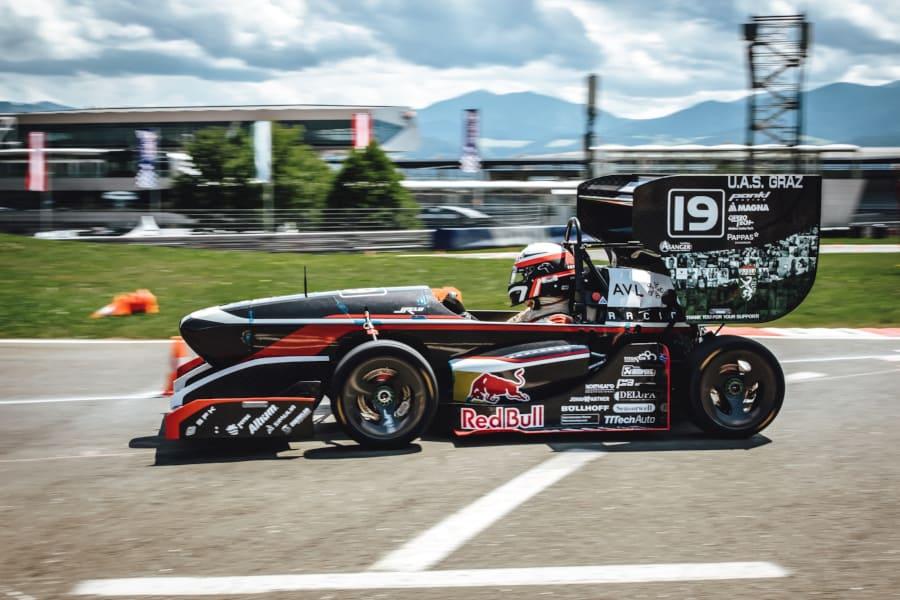 Das Siegerauto: jr19.