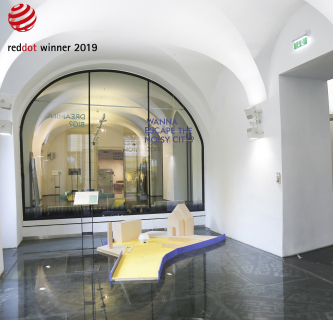 Red Dot Design Award für Tessa Kaczenski, Cara Mielzarek, Julia Prinz