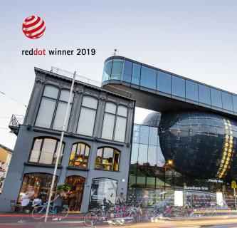 Zwei Red Dot Design Awards für Katharina Diem