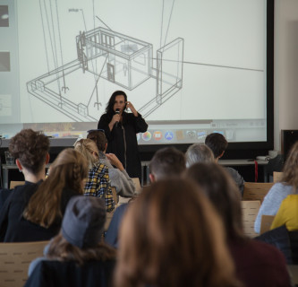 Lunch & Lecture | Michela Pelusio | SpaceTime Helix 4