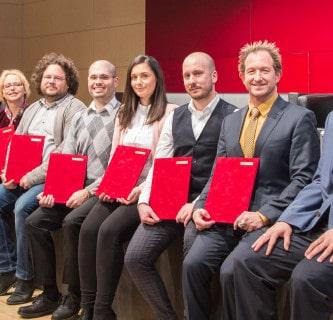 FH JOANNEUM Teaching Awards 2019: Studierende zeichnen Lehrende aus 2