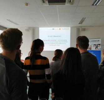 Das Mate Projekt – Gleichheit Juhu, Diskriminierung Buh