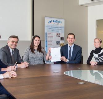 Die AIRlabs Austria GmbH hebt ab 3