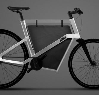 KTM Urban Pelican / Fahrrad mit Taschen