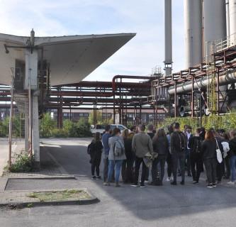 Stadtteilbühne für Zollverein mittendrin