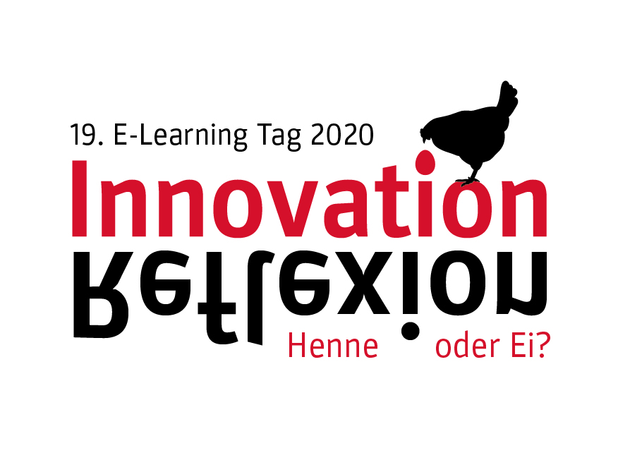 Logo des 19. E-Learning Tages zum Thema