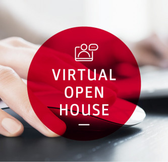 Virtual Open House am 3. Juni