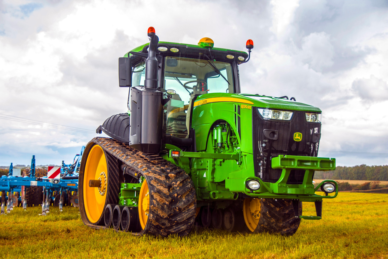 Bilderkennung für Traktoren