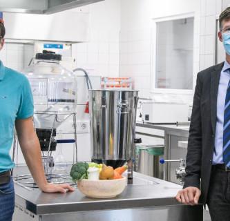 Vom Acker bis zum Teller: Die FH JOANNEUM erforscht im EU-Projekt FAIRCHAIN Lösungen für kürzere und innovativere Lebensmittelketten