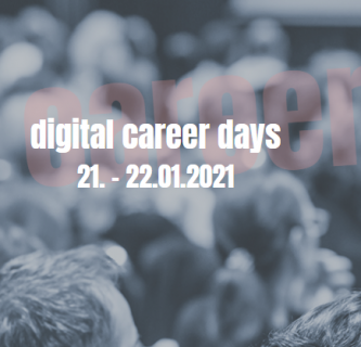 Career Days am 21.01.2021