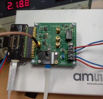 Hochintegrierte Time-of-Flight Sensoren für tragbare Geräte