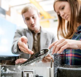 Labor für Strömungsmechanik und thermisches Management von Luftfahrzeugen 2