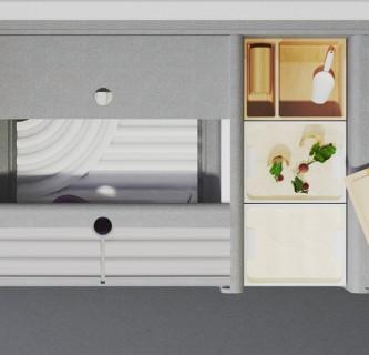 Gaggenau Kitchen / Lagerungssystem