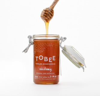 TOBEE − Die nachhaltige Honigverpackung