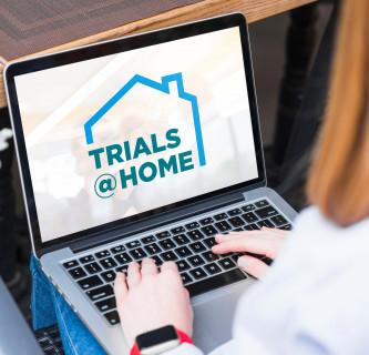 Klinische Studien von daheim aus: FH JOANNEUM ist Teil des EU-Projekts Trials@Home