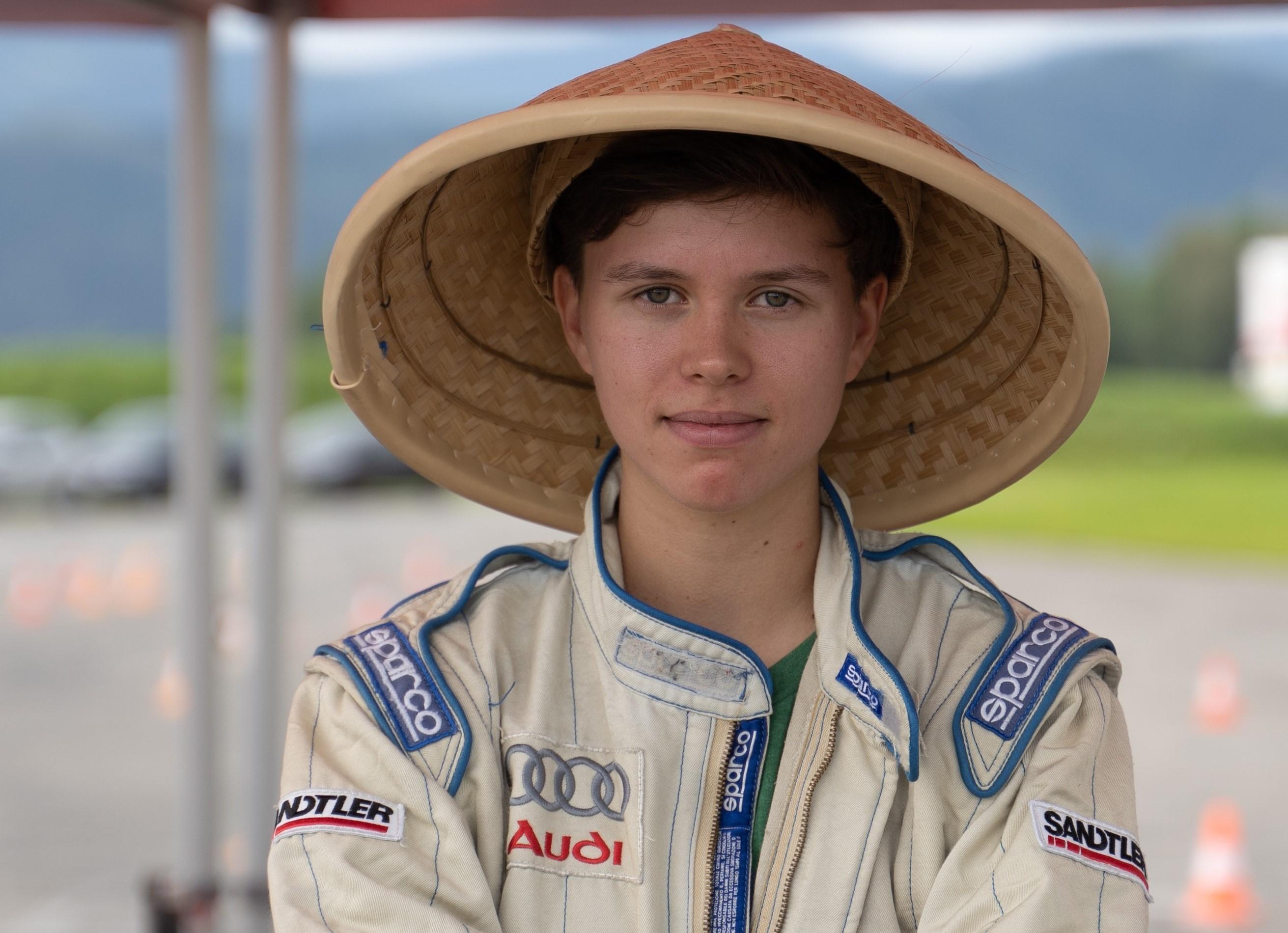 Katharina Plohovich ist Ersatzfahrerin bei joanneum racing graz.