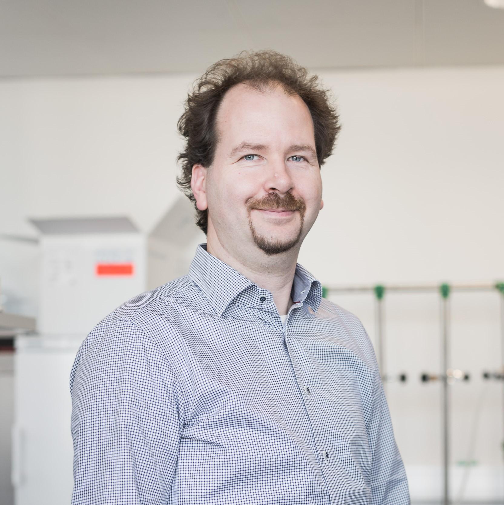 Andreas Reisner leitet das Institut Biomedizinische Analytik.