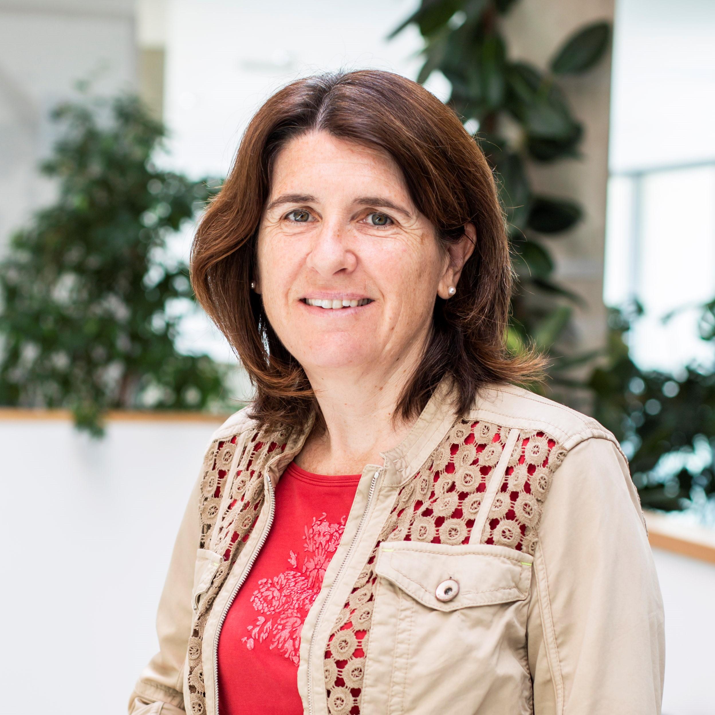 Doris Kiendl ist Vorsitzende des Departments Management.