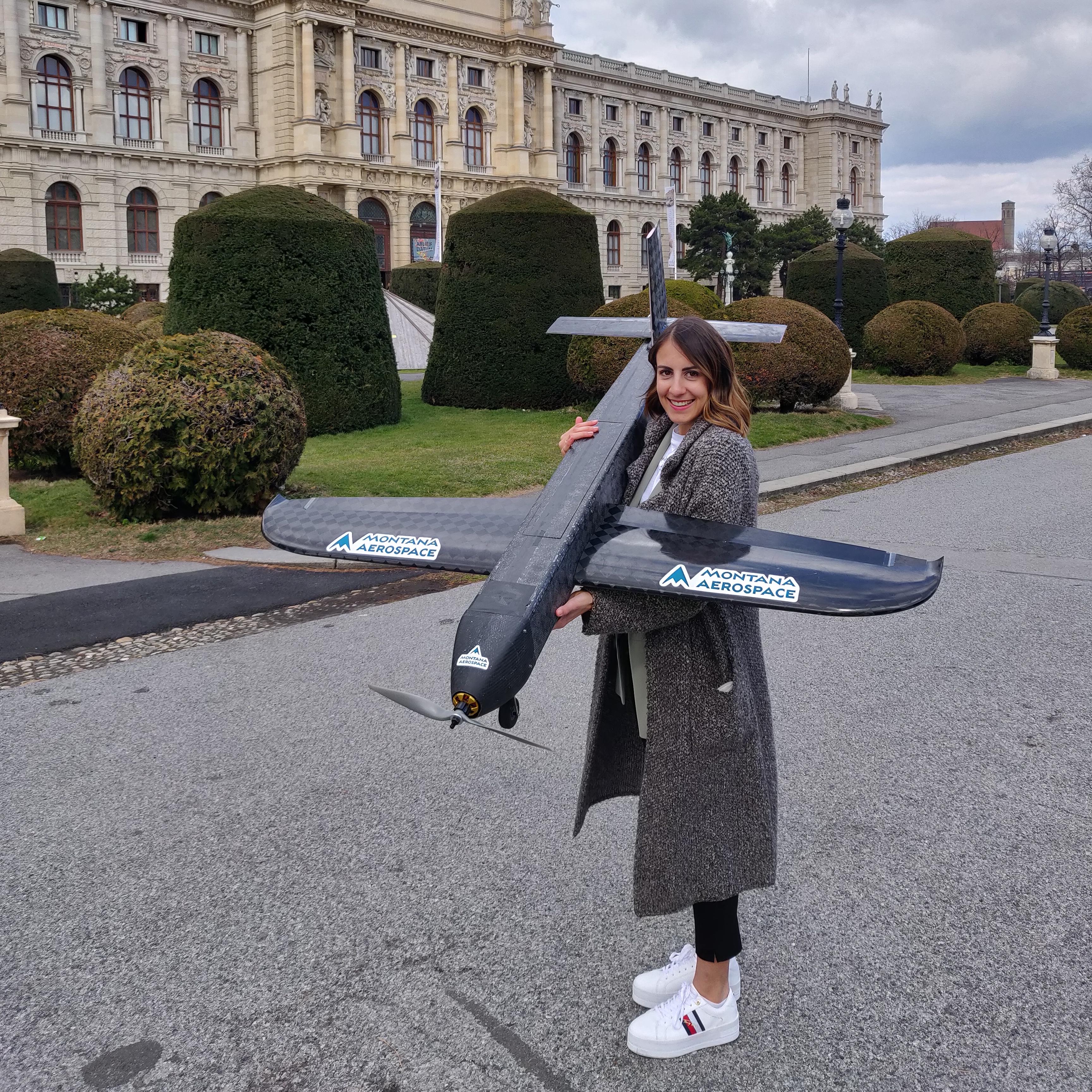 Vanessa Halwax, Masterstudentin: Management and Marketing Team Leader.