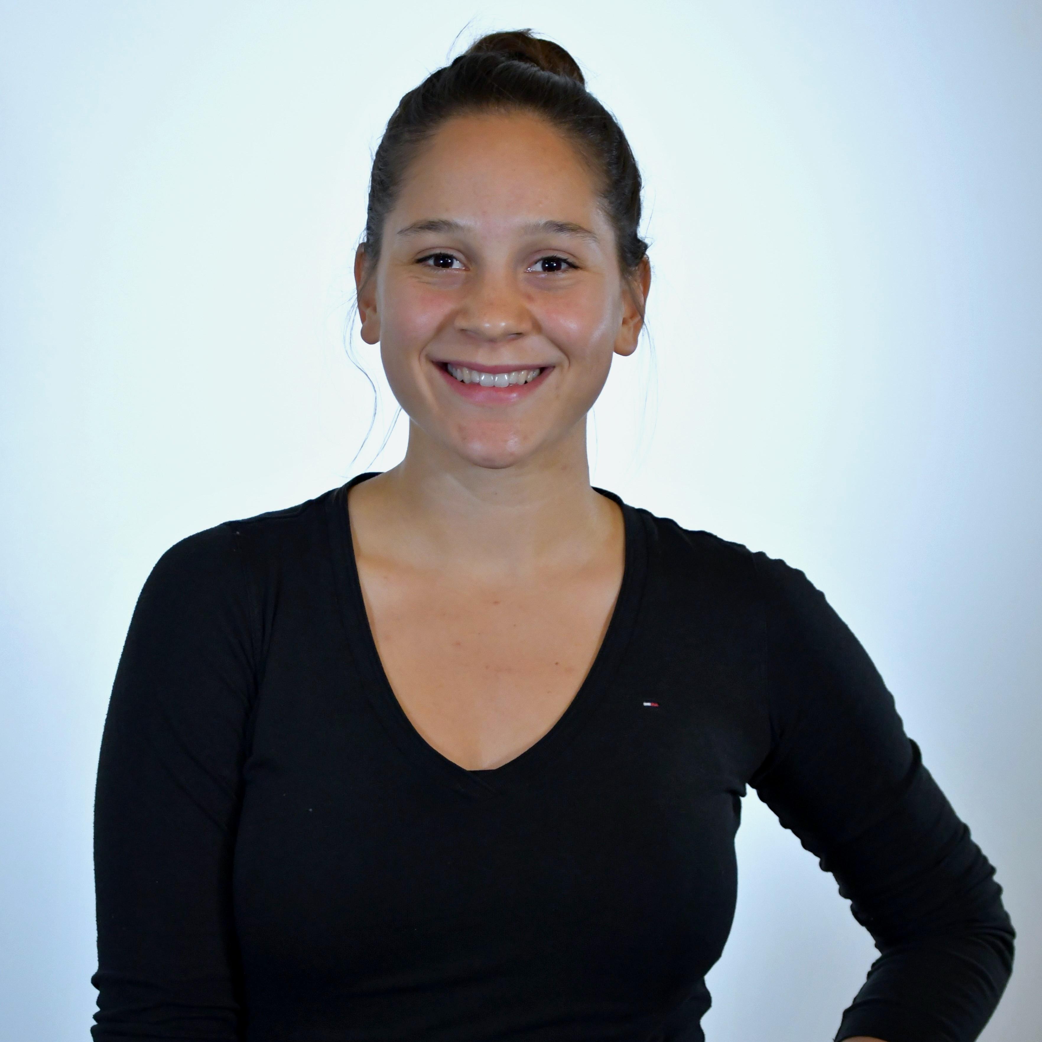Franciska Kovacs Masterstudentin  Team Technical Documentation.
