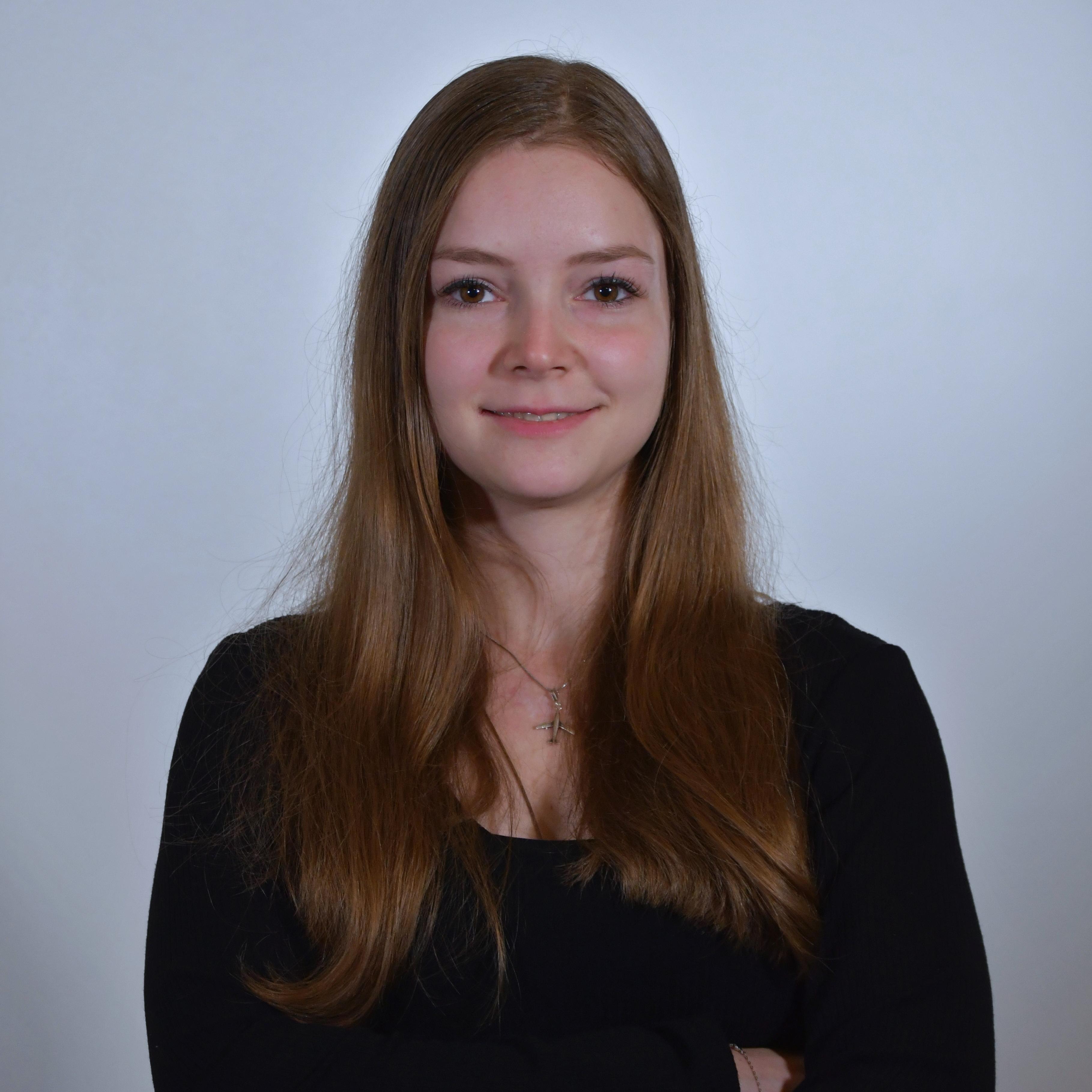 Elisabeth Bösch Bachelorstudentin  Team Engineering and Design.