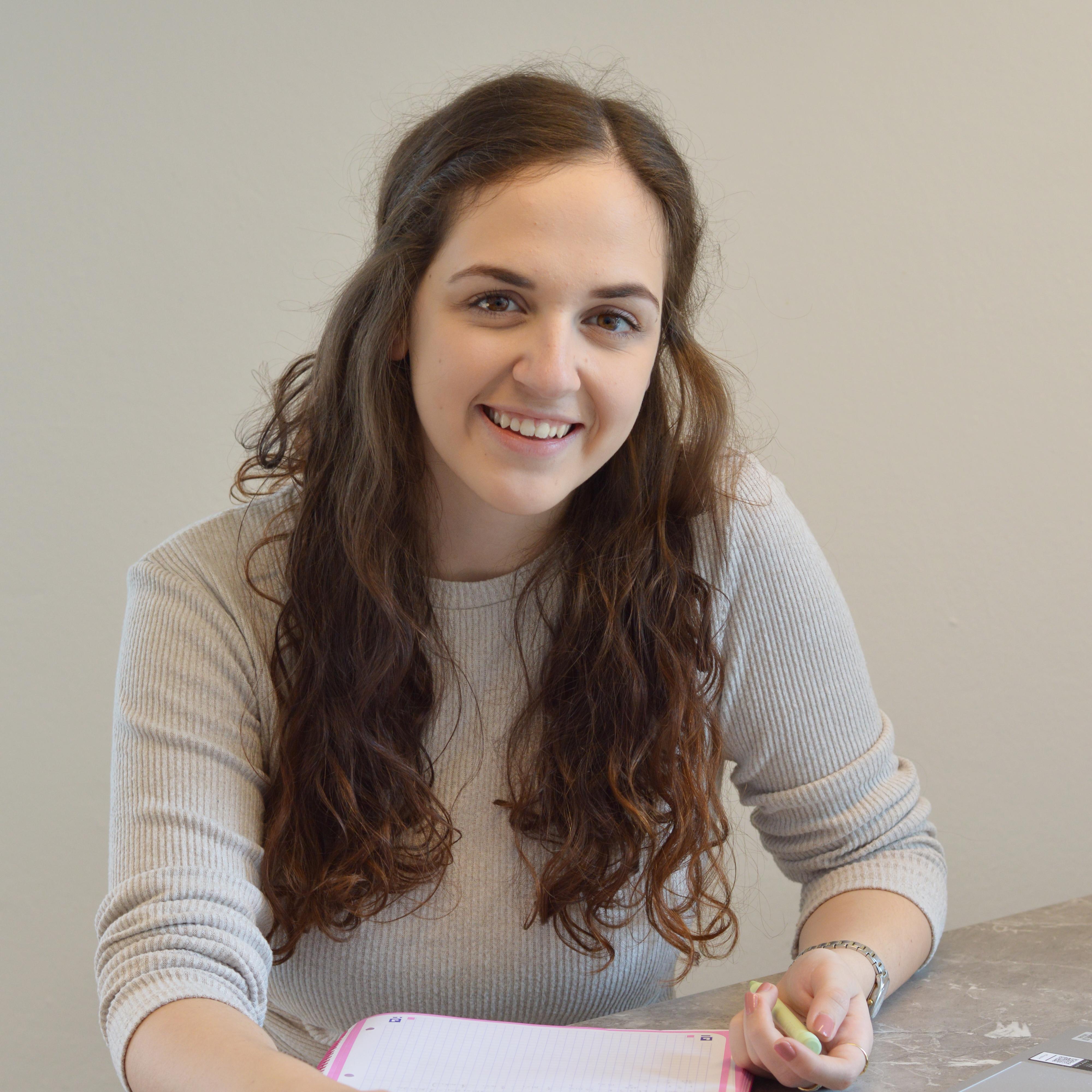 Pauline Eder Bachelorstudentin  Team Technical Documentation.