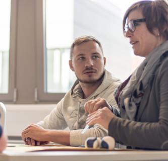 "Infoveranstaltung zum Lehrgang ""Akademische Peer-Beratung"""