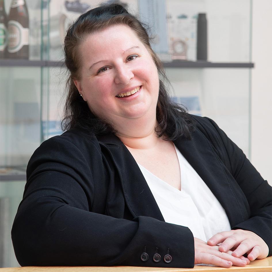 Isabel Kastl lehrt am Institut Angewandte Produktionswissenschaften.