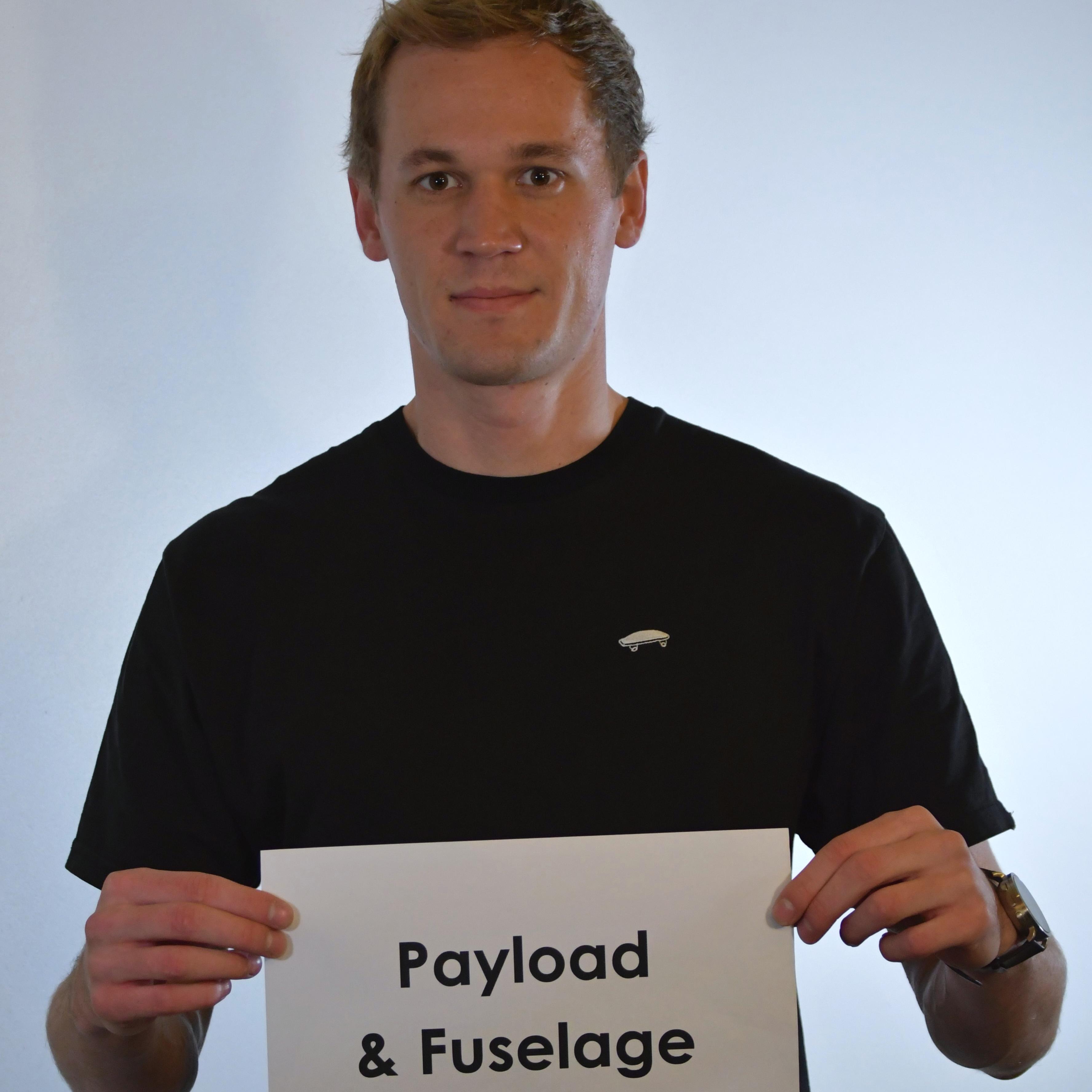 Patrik Lienbacher – Subteamleader Payload & Fuselage
