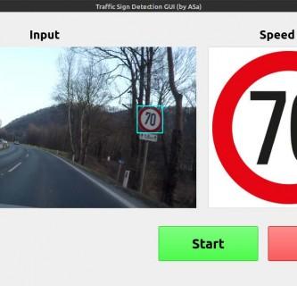 Traffic Sign Detection for retrofitting? Smart idea, smart project