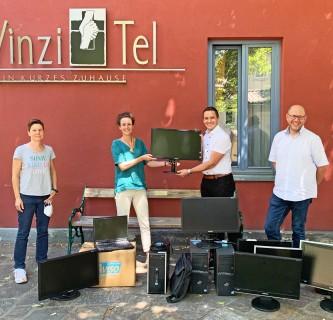 Spendenaktion: Second Life für IT Geräte